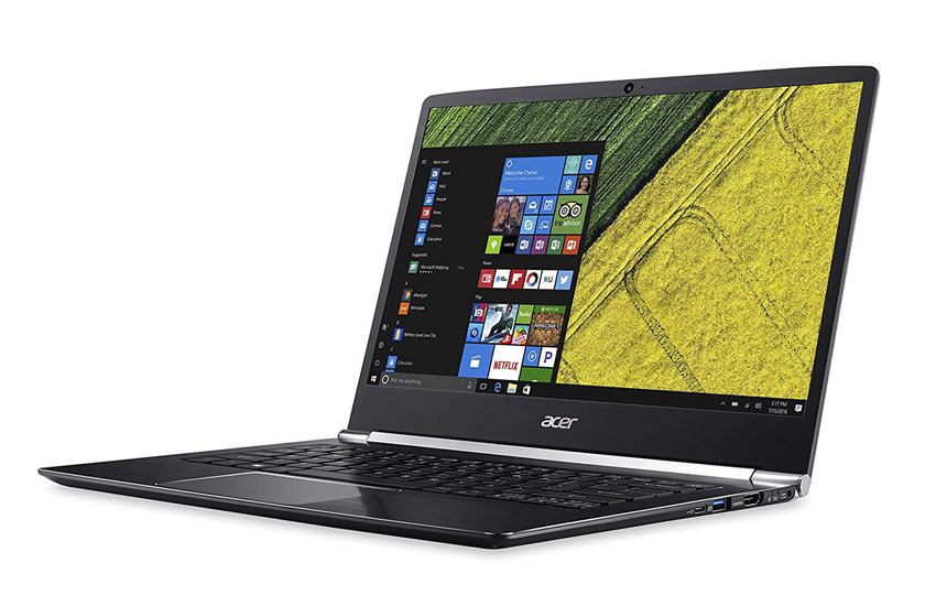 Acer Swift 5 - best laptops reviews and buying guide 2019