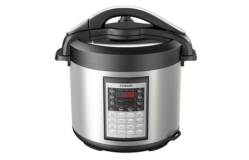 COSORI multifunctional electric pressure cooker