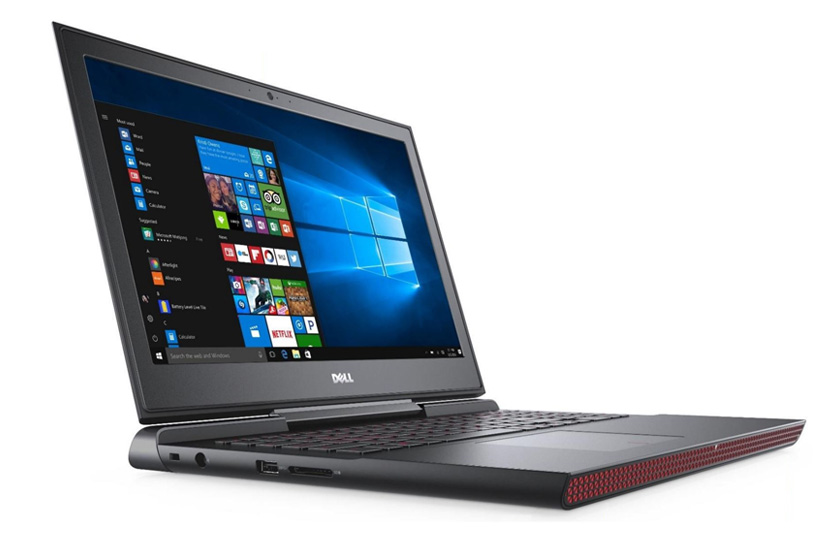 Dell Inspiron 15 7000 Gaming - best gaming laptops reviews 2019
