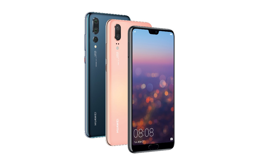 Huawei P20 smartphones reviews