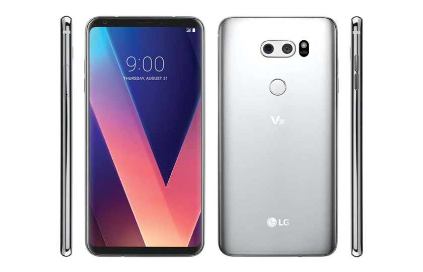 LG V30 smartphones reviews