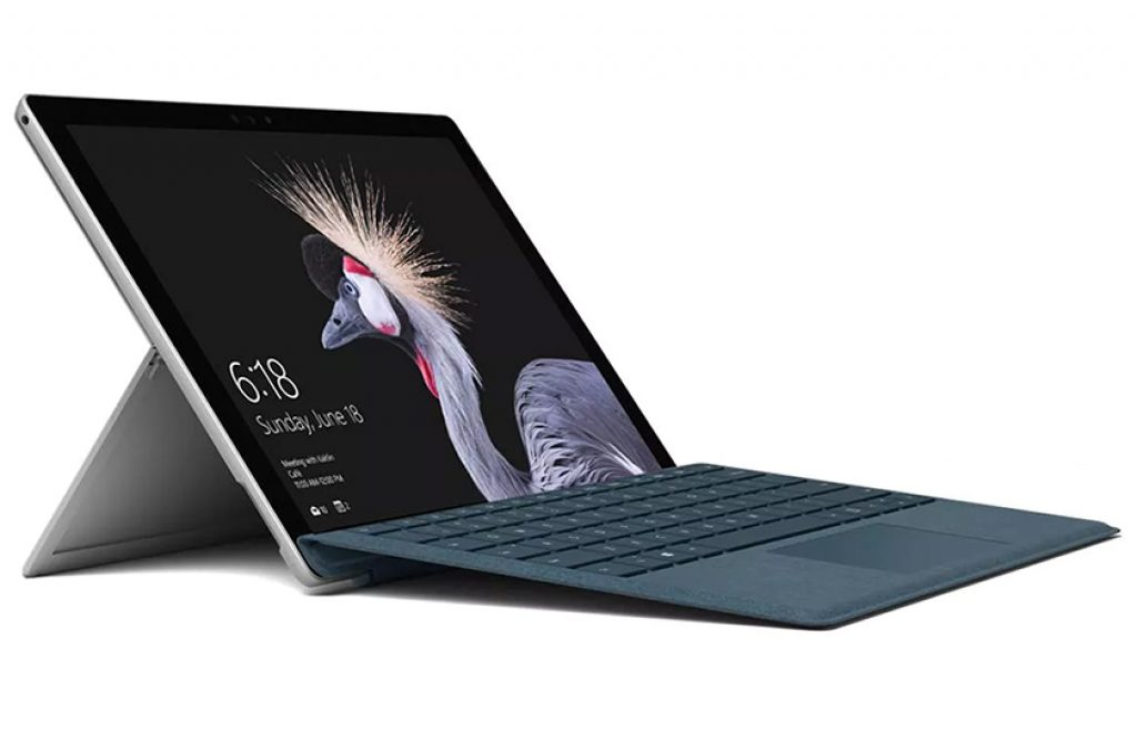 Microsoft Surface Pro tablet - the best tablets reviews and buying guide 2019