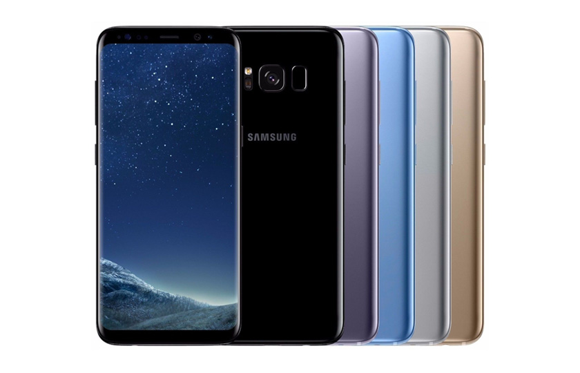 Samsung Galaxy S8 smartphones reviews