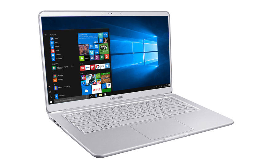Samsung Laptop 9 - best laptops reviews and buying guide 2019