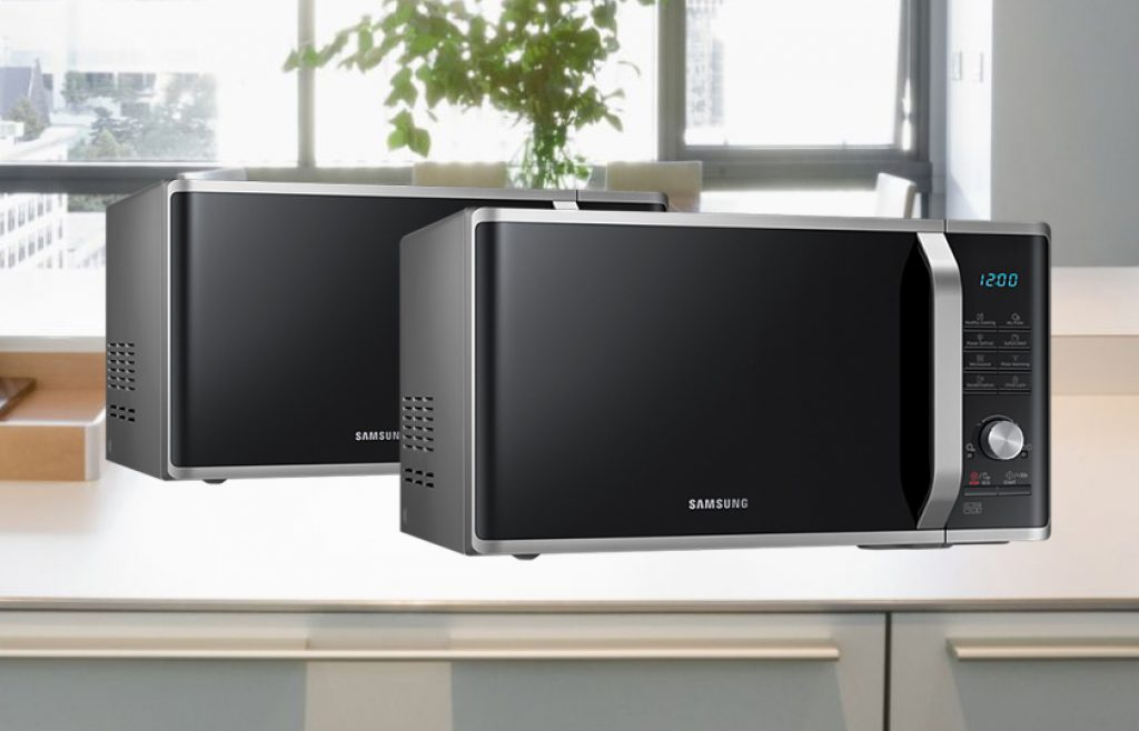 Samsung MS11K3000AS Countertop Microwave Oven