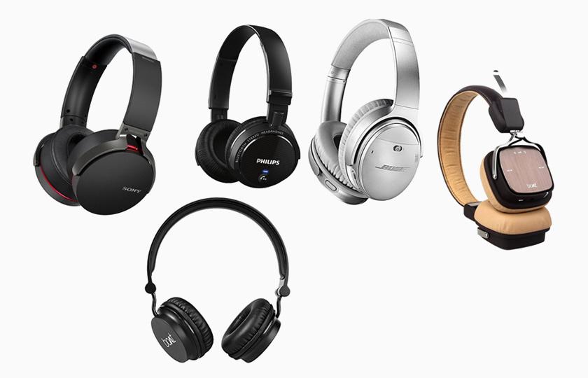Best wireless headphones 2018