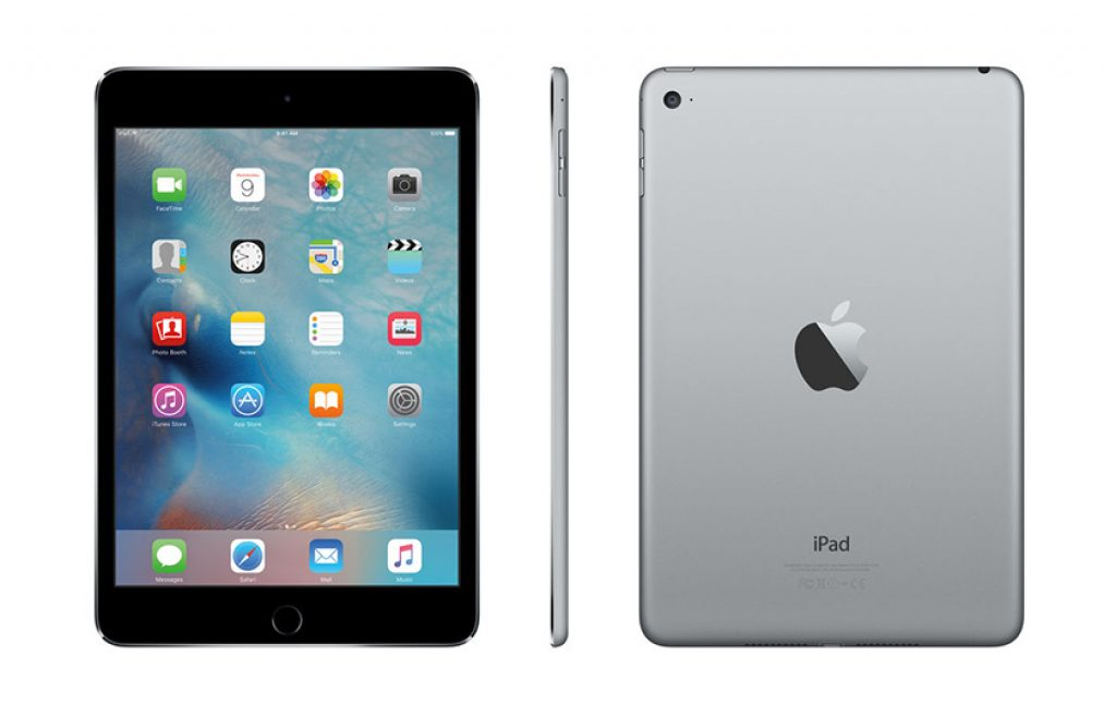 iPad Mini 4 tablet - the best tablets reviews and buying guide 2019