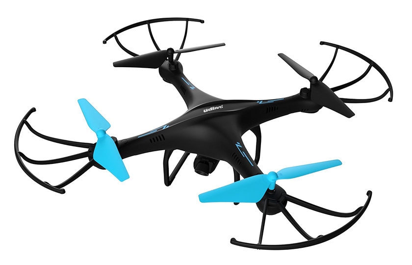 Force1 U45W Blue Jay WI-Fi FPV Drone with HD Camera