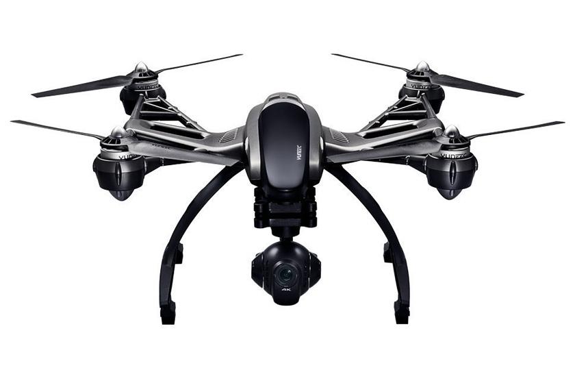 Yuneec Q500 4K Storm Quadcopter Drone