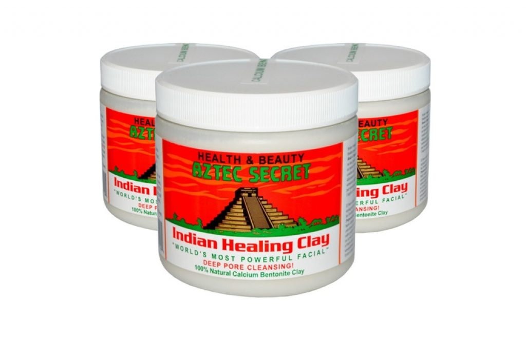 Aztec Key Indian Healing Clay