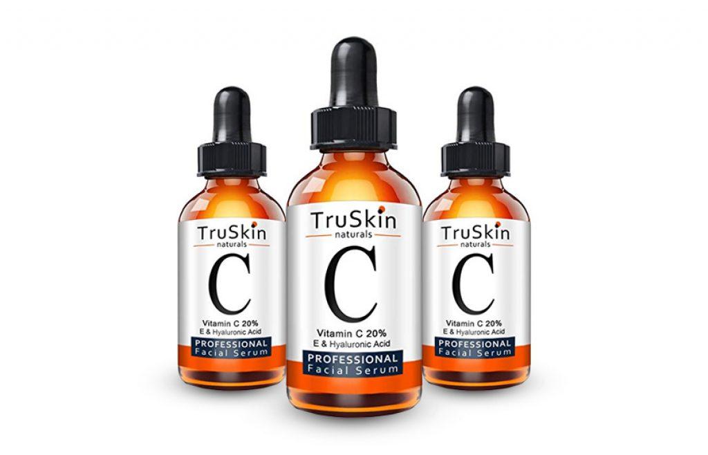 TruSkin Naturals Vitamin C Serum for Face