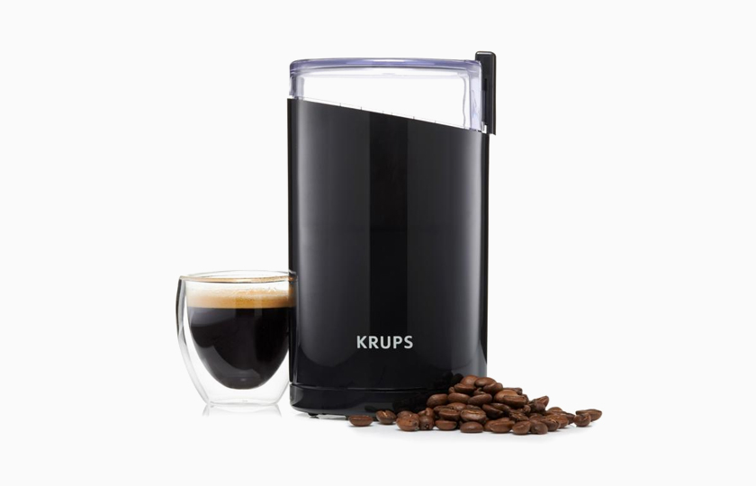 KRUPS Electric Coffee Grinder