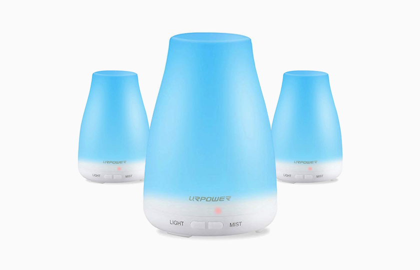 urpower 2nd version essential oil diffuser review reviews and buyer 39 s guide. Black Bedroom Furniture Sets. Home Design Ideas