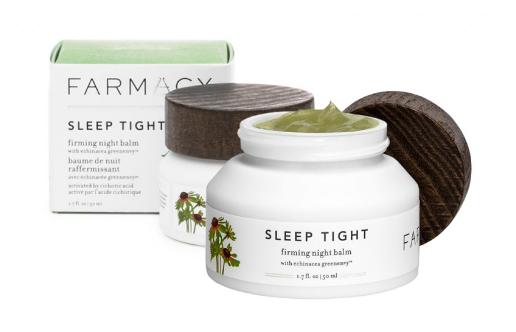 Farmacy Sleep Tight Firming Night Balm - the best skin care products