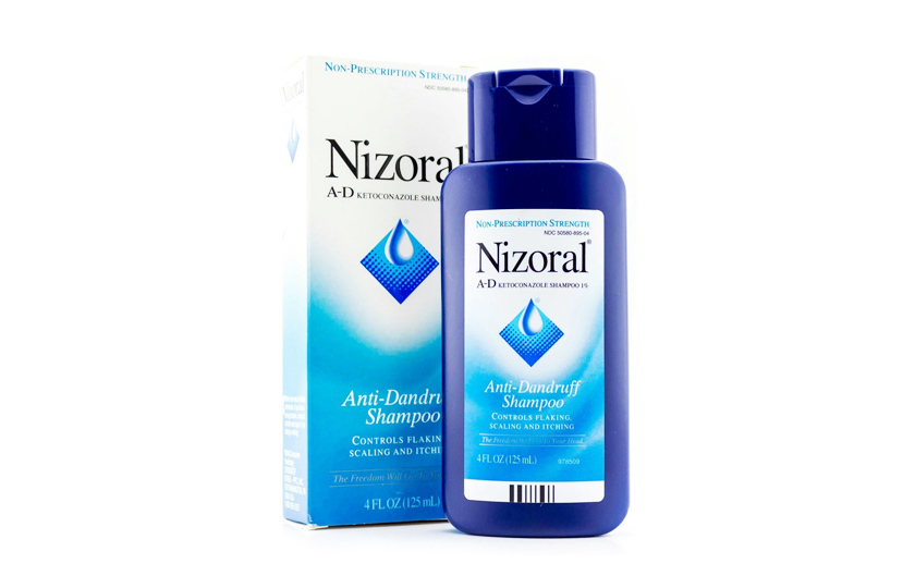 Hair shampoo — Nizoral A-D Anti-Dandruff Shampoo