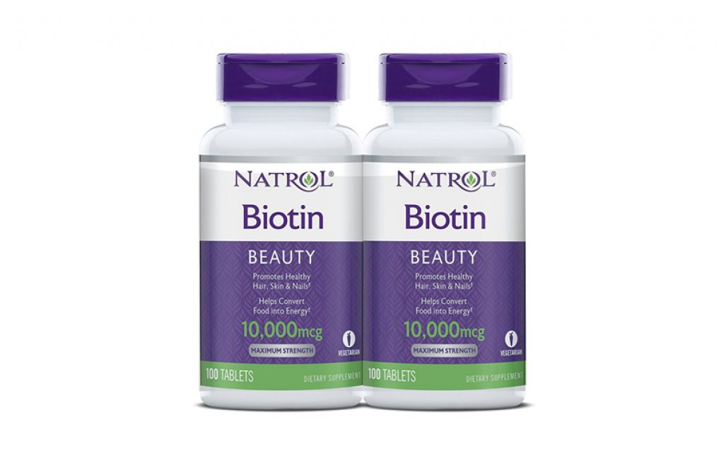 Supplement — Natrol Biotin Maximum Strength Tablets