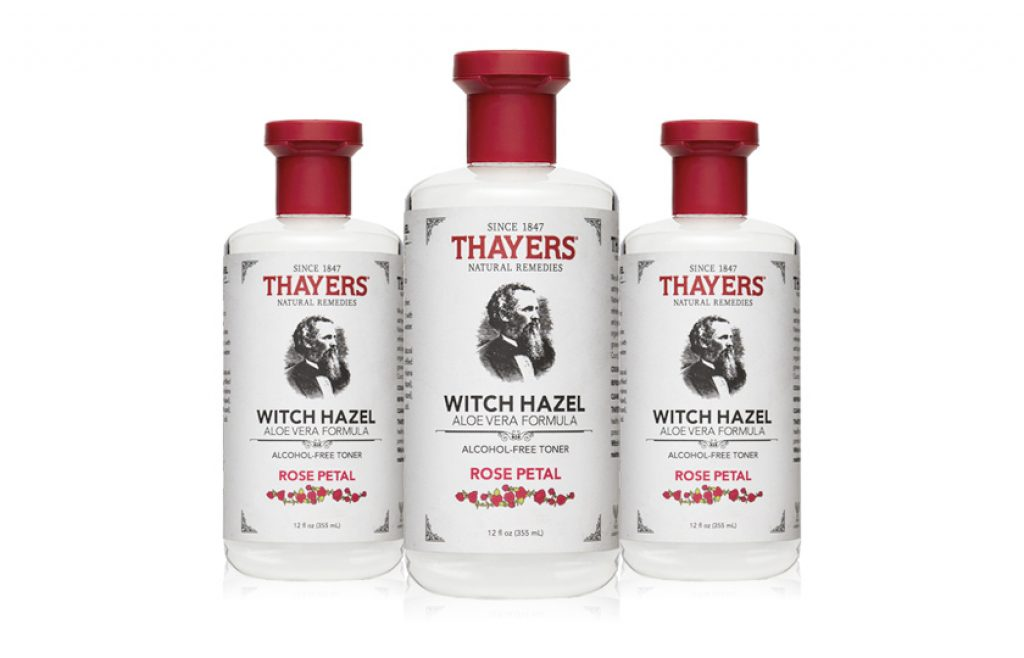 Thayer's Alcohol-Free Rose Petal Toner - the best natural skin care products
