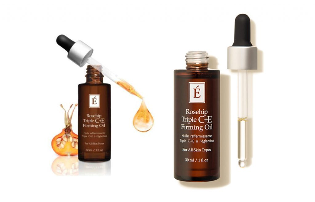 The Eminence Rosehip Triple C+E Firming Oil - the best skin care products