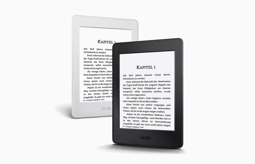 Amazon Kindle Paperwhite E-reader Review