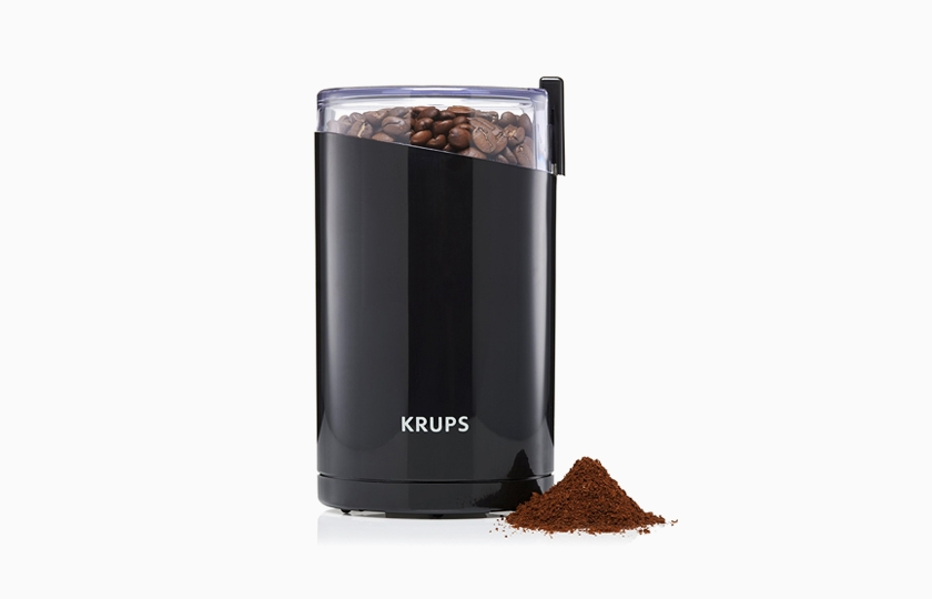 KRUPS Electric Coffee Grinder  Review