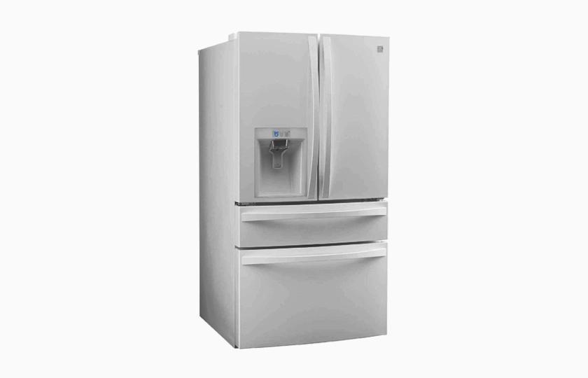 Kenmore 72482 Refrigerator review