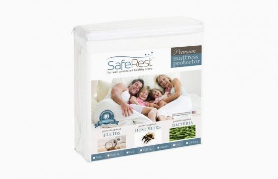 Queen Size Saferest Premium Hypoallergenic