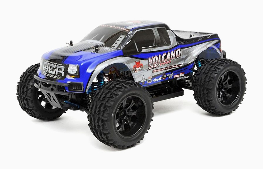 Redcat Racing Electric Volcano EPX Truck Review