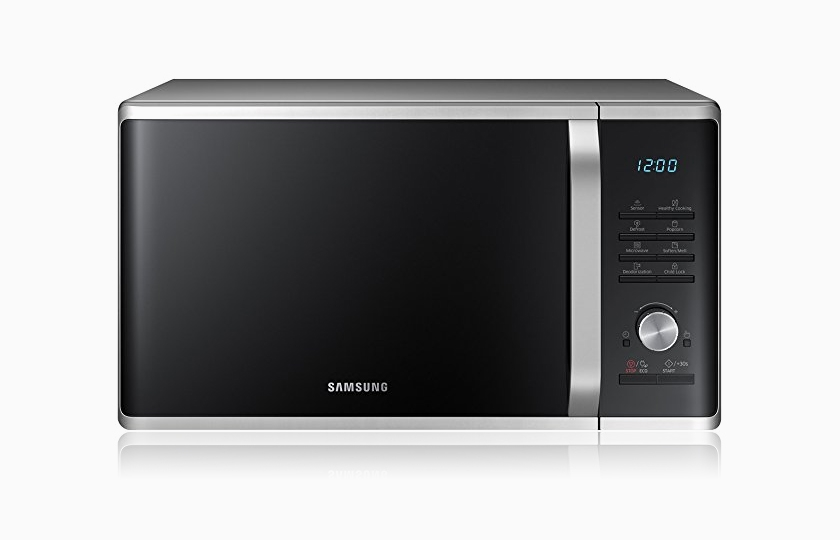 Samsung MS11K3000AS Countertop Microwave Oven Review