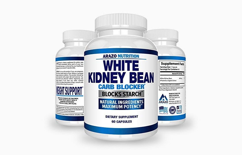 White Kidney Bean Extract for Weight Loss Review